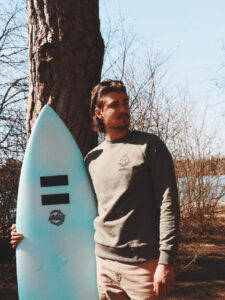 Augsburg Surfwelle | Degree Clothing